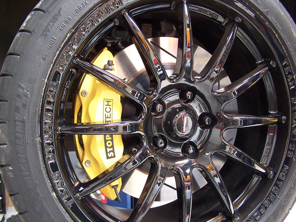 Stoptech Big Brake Kit Ford Focus St 2013 2016 Fswerks
