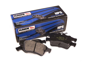 Hawk Performance Hawk HPS Rear Disc Brake Pads - Ford Focus 2012-2015, Mazda 3/5 2006-2014 - 1
