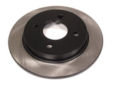 Centric Centric Rear Rotor - Ford Focus SPI/Zetec/Duratec 2.3L - 1