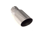 FSWERKS FSWERKS Stainless Steel Exhaust Tip - Single or Dual Angle Cut - 7