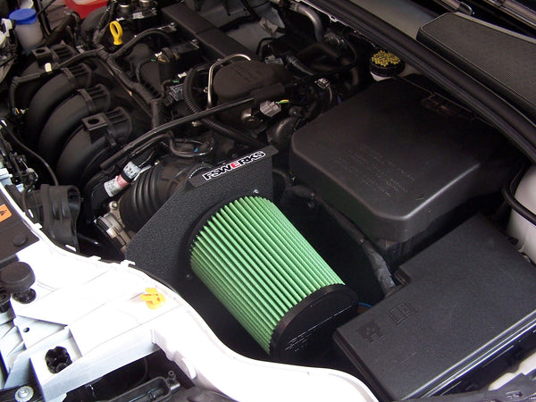 Fswerks Green Cool Flo Air Intake System Ford Focus