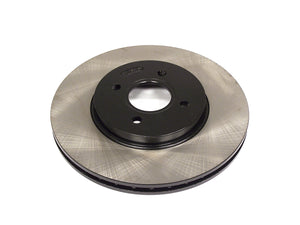 Centric Centric Vented Front Brake Rotor - Ford Focus SVT - 1