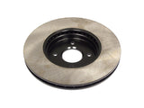 Centric Centric Vented Front Brake Rotor - Ford Focus SVT - 2