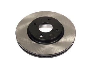 "Centric Centric Vented Front 10.8"" Rotor - Ford Focus Duratec (2008-2011) - 1"