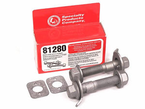 SPC EZ Cam XR Front Camber Adjusting Bolts - Ford Mustang 2015-2016