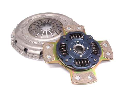 Exedy Stage 2 Clutch Kit - Ford Focus DOHC Zetec 2.0L 2000-2004