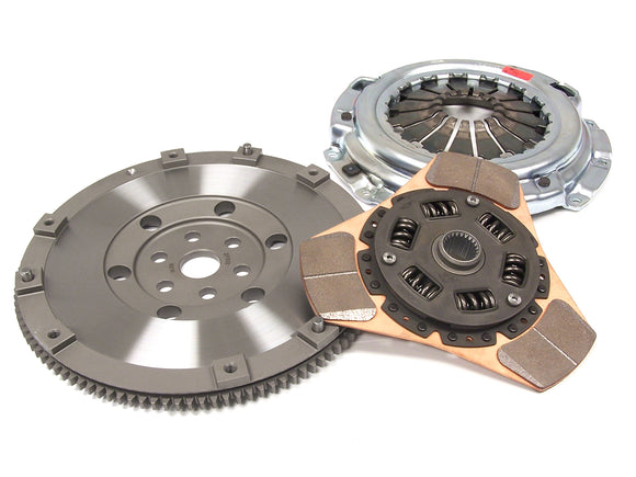 Exedy Stage 2 Clutch Kit - Ford Focus Duratec 2.0L & 2.3L 2003-2011