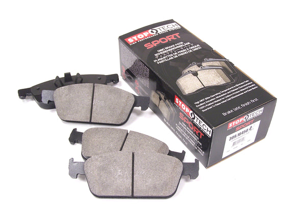 Stoptech Sport Front Brake Pads - Ford Focus ST 2013-2018