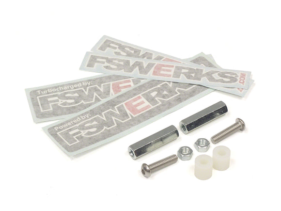 FSWERKS Engine Cover Hardware Kit