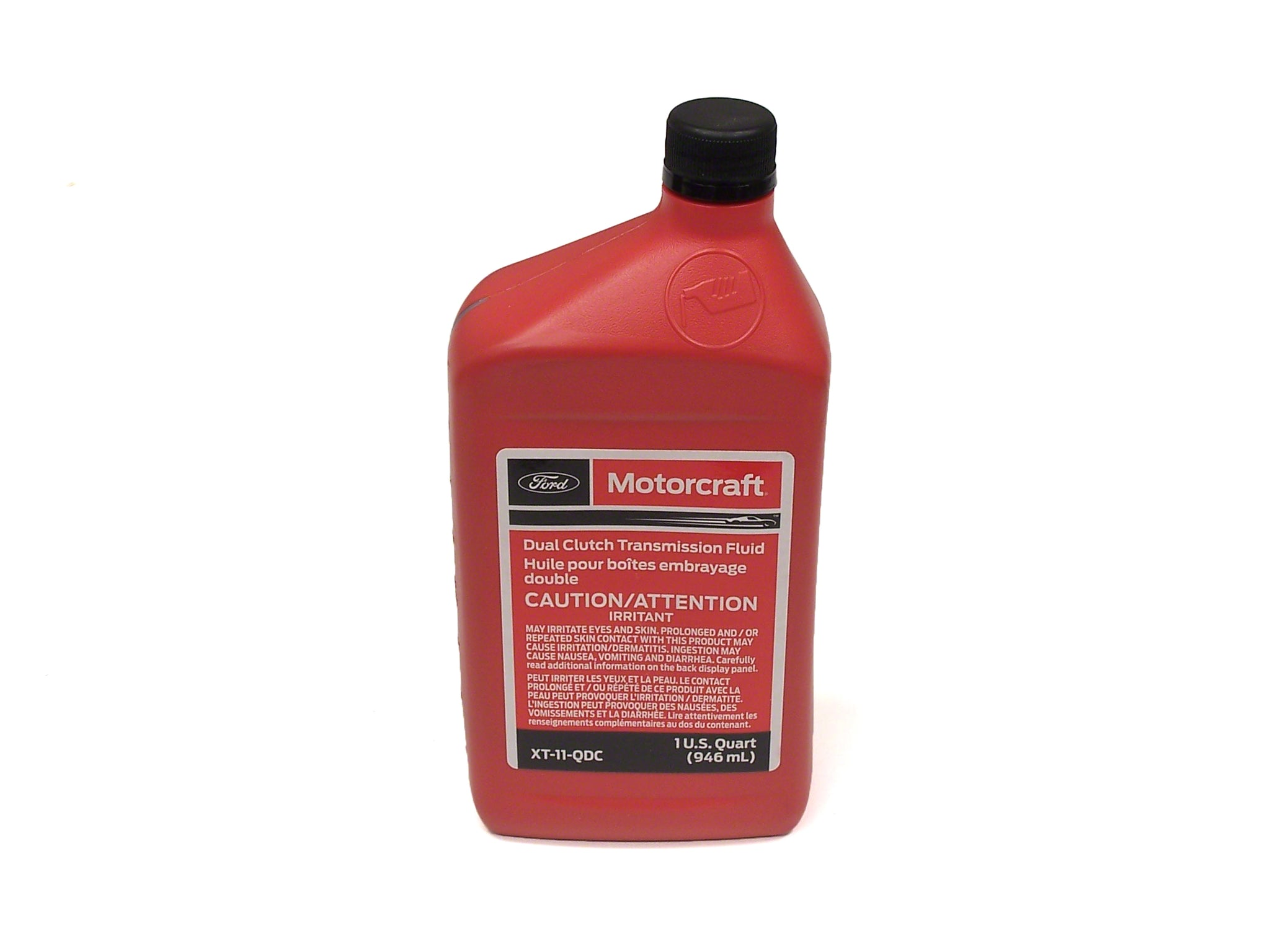 Motorcraft Dual Clutch Transmission Fluid Xt 11 Qdc 1 Quart