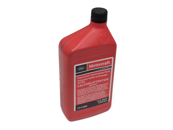Motorcraft Dual Clutch Transmission Fluid XT-11-QDC - 1 Quart