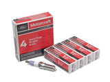 Motorcraft SP-550 CYFS-12Y-PCT Iridium Spark Plugs 4 Pack - FORD FOCUS ST/RS, Mustang (Replaces SP-537)
