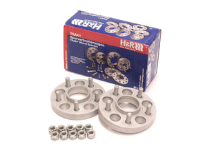 H&R H&R TRAK+ DRM Wheel Spacer - 5x108 - 25mm - 1