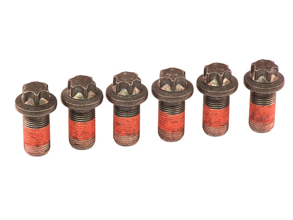 Ford Motorcraft Flywheel Bolt Kit - Ford Focus Duratec - 1
