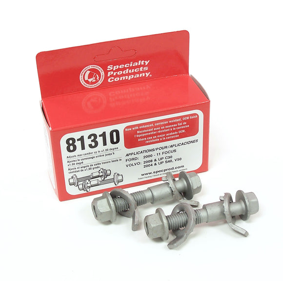 SPC SPC EZ CAM XR Rear Camber Adjusting Bolts - Ford Focus 2000-2014 - 1