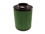 Green Filter Green Filter High Performance Cylindrical Air Filter Green Color - Ford Focus/Escape 2012-2016 - 7