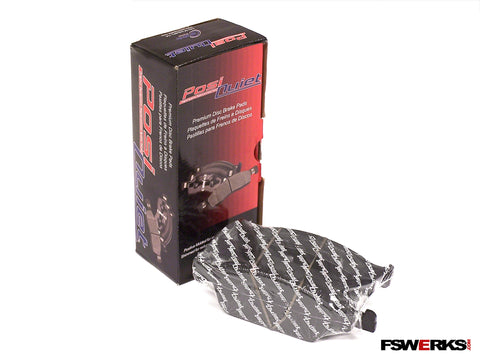 Stoptech Stoptech Posi Quiet Premium Semi-Metallic Front Brake Pads - Ford Focus ST 2013-2014