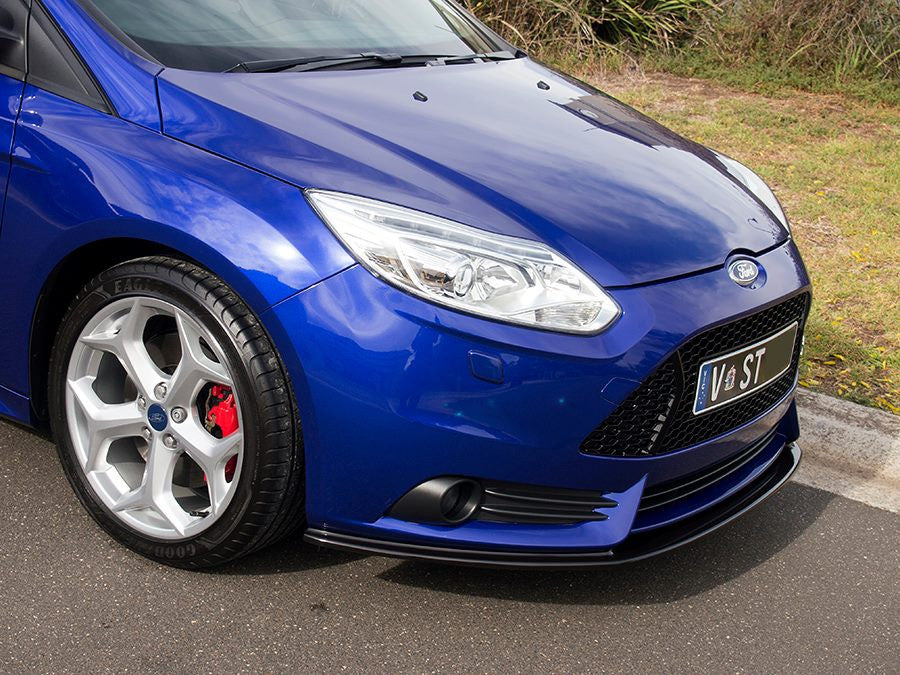 Triple R Composites Front Splitter Ford Focus St 2013