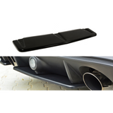 Used Maxton Design Central Rear Splitter And Rear Side Spats - Ford Focus RS
