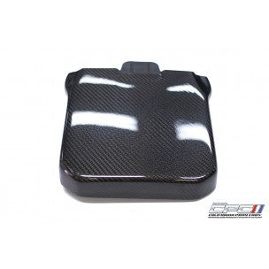 CPC NXT Generation Carbon Fiber Battery Cover - Ford Focus 2012-2015 - 1