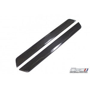 CPC NXT Generation Carbon Fiber Door Sills - Ford Focus 2012-2015 - 1