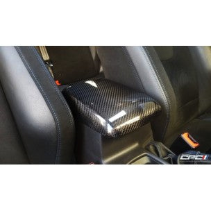 NXT Generation Carbon Fiber Arm Rest Cover - 2012-2018 Focus ST/RS