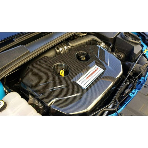 NXT Generation Carbon Fiber Engine Cover - Focus RS 2016-2017