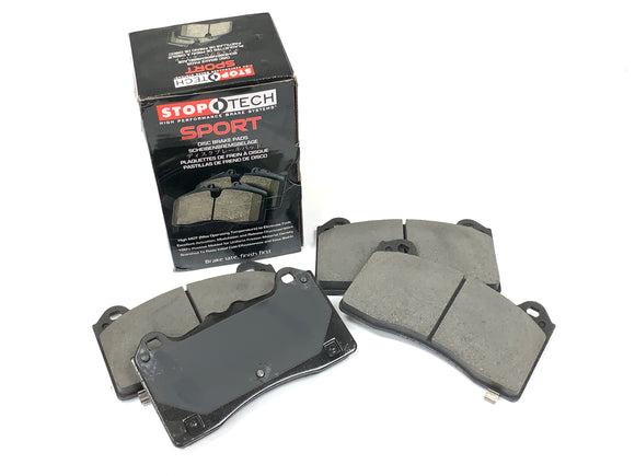 Stoptech 309 Front Brake Pads - Ford Focus RS 2016-2018