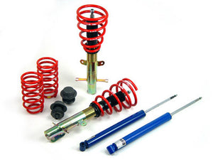 H&R H&R Coil Over Suspension - Ford Focus ZX3/ZX5/Sedan/SVT 2000-2005 - 1