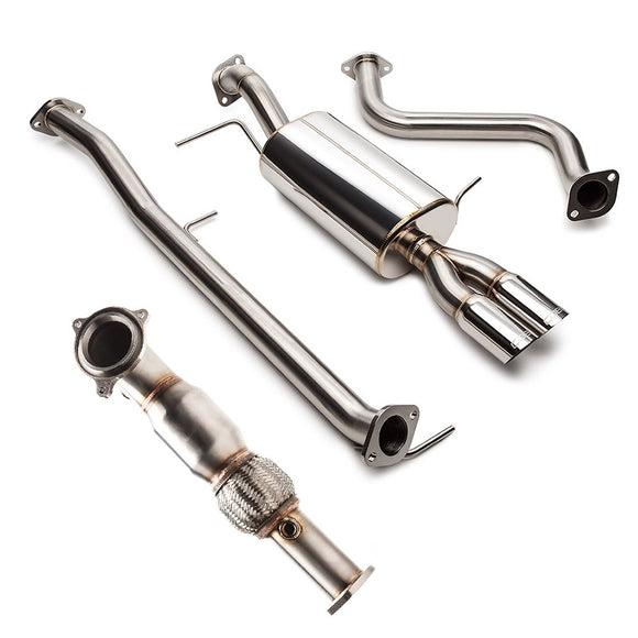 Cobb COBB Stainless Steel Turbo-Back Exhaust - Ford Fiesta ST - 1