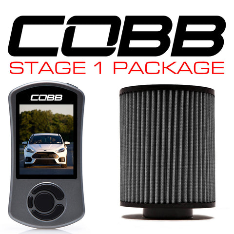 Cobb Stage 1 Power Package with V3 Flasher - Ford Focus RS 2016