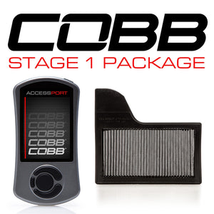Cobb Stage 1 Power Package - 2015-2016 Ford Mustang Ecoboost - 1