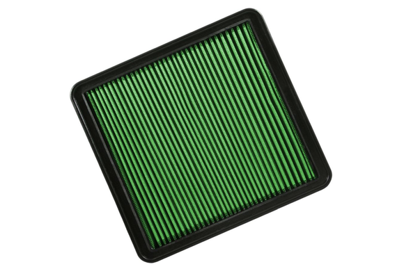 Green Filter 7050 Panel Air Filter - Ford F-150/Raptor, F-250, F-350, F-450, F-650 - 2008-2020