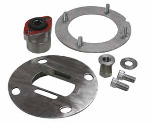 SPC SPC Adjustable Strut Mount Plate - Ford Mustang 2005-2010