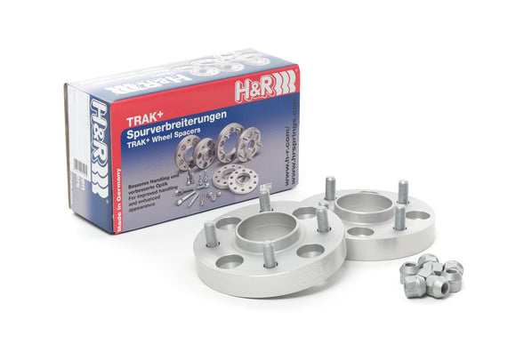 H&R H&R TRAK+ DRM Wheel Spacer - 4x108 - 25mm