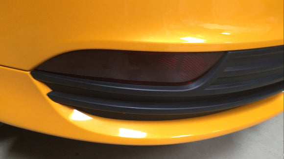 Lamin-X Rear Marker Covers - Ford Focus ST 2015-