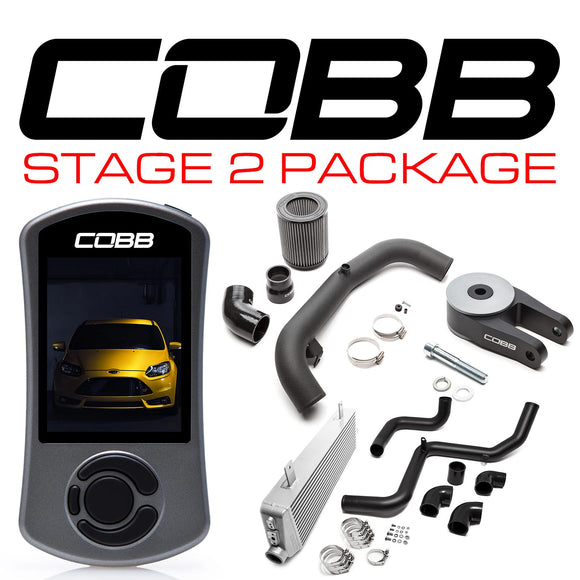 Cobb Stage 2 Package w/Accessport V3 - Focus ST 2013-2018