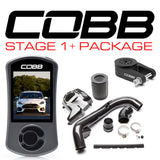 Cobb Stage 1+ Carbon Fiber Power Package w/Accessport V3 - Ford Focus RS 2016-2018