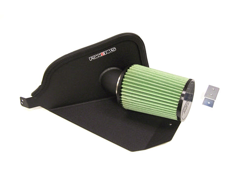 FSWERKS FSWERKS Green Filter Cool-Flo Air Intake System - Ford Focus ST 2013-2016 - 1