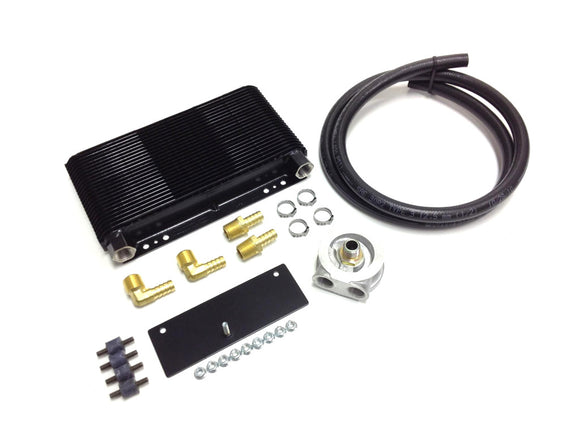 FSWERKS FSWERKS Oil Cooler Kit - Ford Focus 2.0L/2.3L Duratec - 1