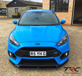 Triple R Composites Front Splitter - Ford Focus RS 2016-2018