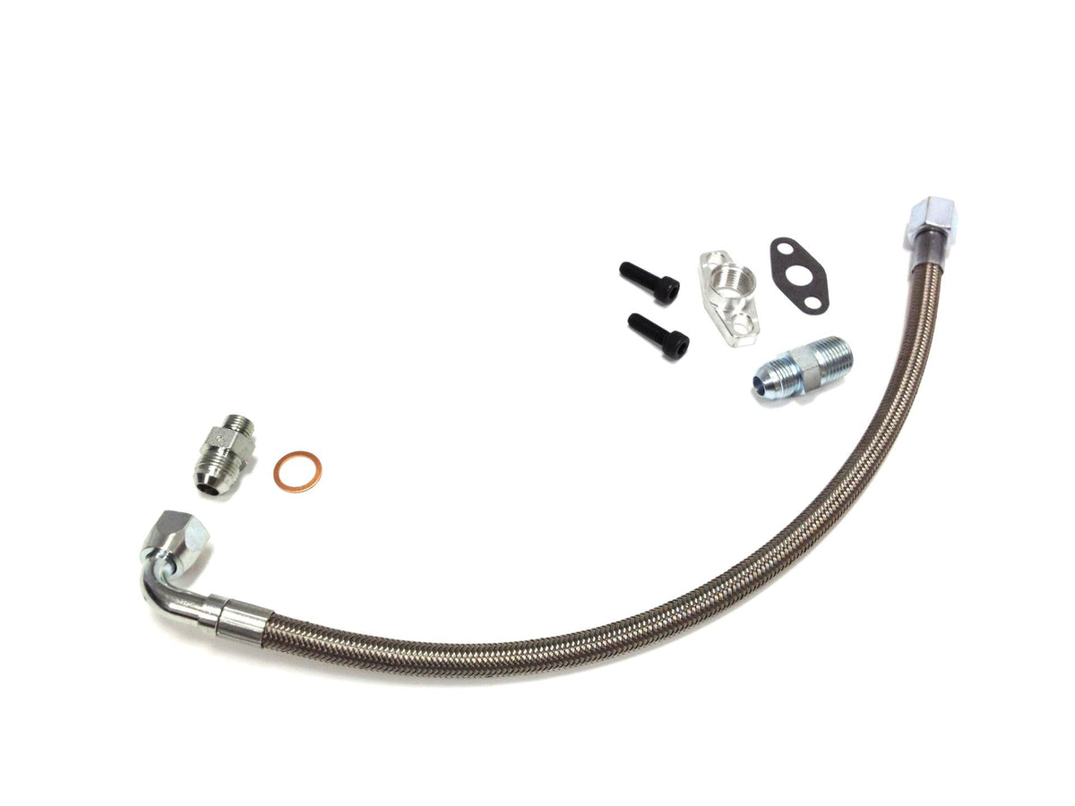 fswerks turbo oil drain hose kit