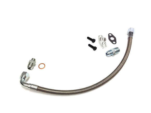 FSWERKS FSWERKS Turbo Oil Drain Hose Kit - Duratec
