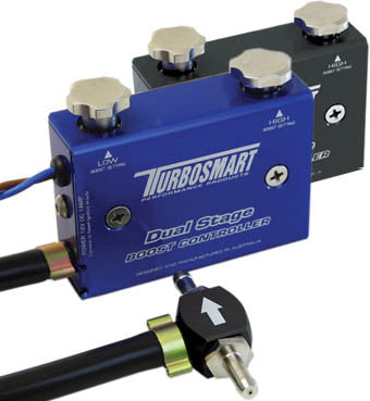 Turbosmart Turbosmart Manual Gated Dual Stage Boost Controller - 1