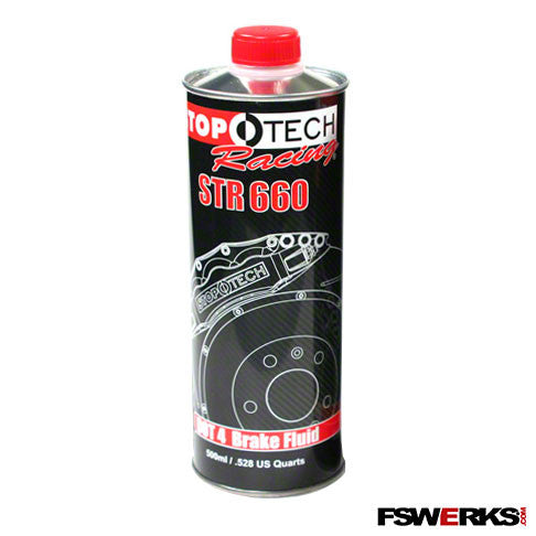 Stoptech StopTech STR-660 Ultra Performance Race Brake Fluid