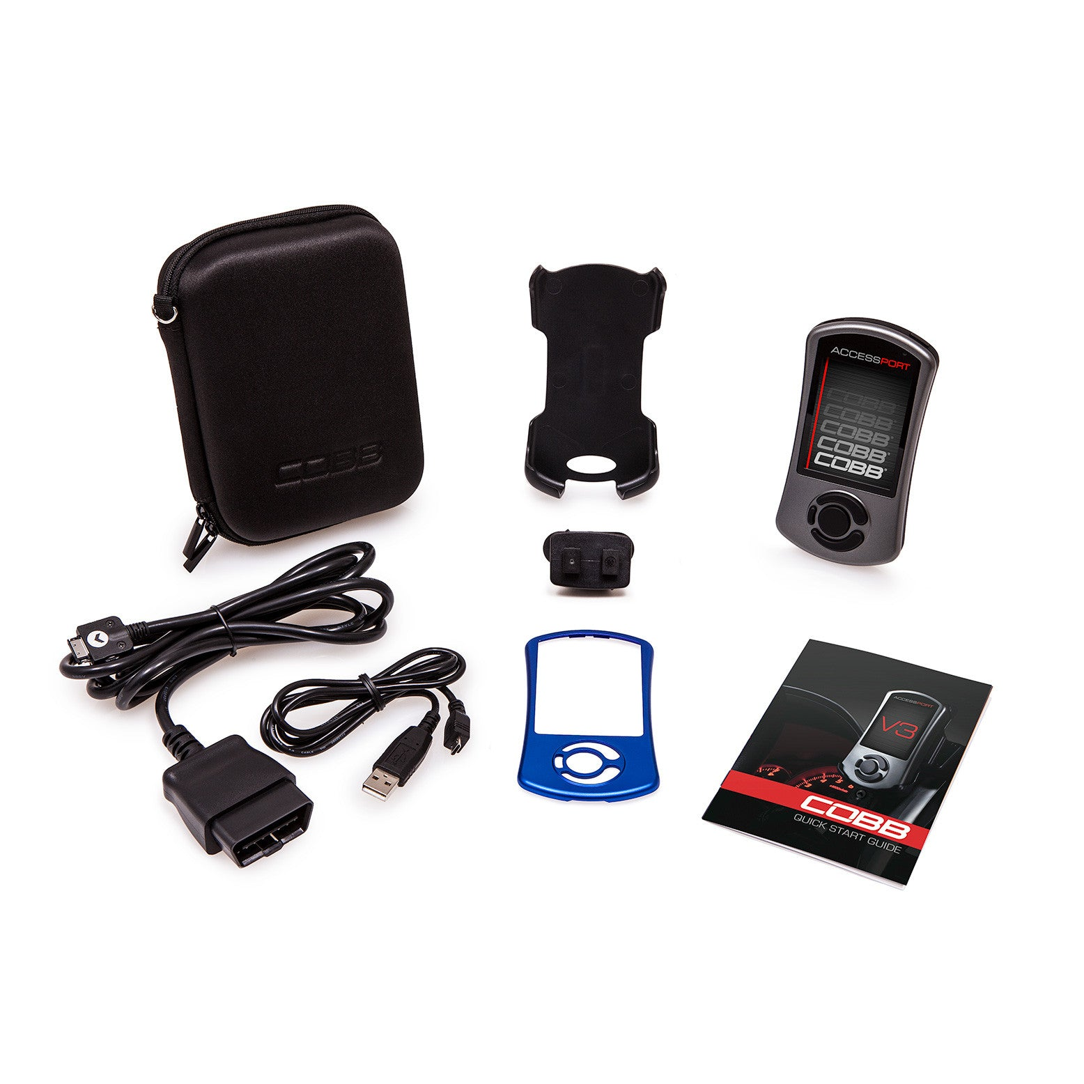 Cobb Stage 3 Power Package w/Accessport V3 - Ford Focus ST