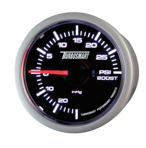 Turbosmart Turbosmart Boost Gauge - 30 PSI - 1