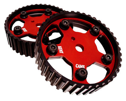 Kent Cams Kent Cams Alloy Adjustable Cam Gears - Ford Focus 16V Zetec