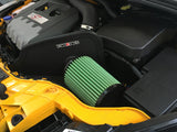 FSWERKS FSWERKS Green Filter Cool-Flo Plus Air Intake System - Ford Focus ST 2013-2016 - 3