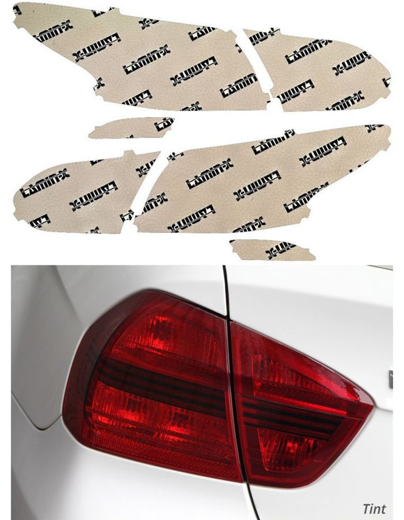 Lamin-X Taillight Kit - Ford Focus Sedan TiVCT 2015-